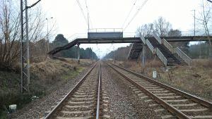 Projekt zakłada budowę dwóch peronów o długości 200 metrów wraz dojściami, przejściem dla pieszych górą, nad torami.