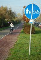 Testujemy nowe udogodnienia dla rowerzystów
