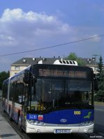 Nowy autobus MZK #800