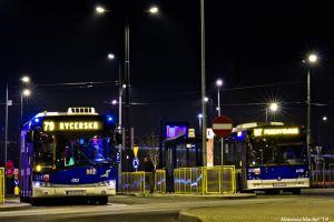 Autobus linii nr 79 - fot. Mateusz Machel