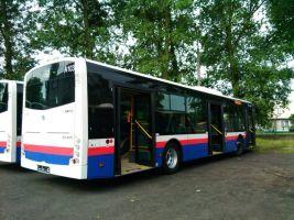 Nowe autobusy KDD Trans